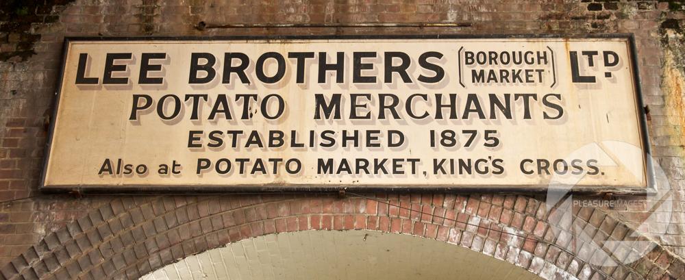 Borough Market – London