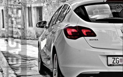 Opel Astra 1.6 turbo 180 KS