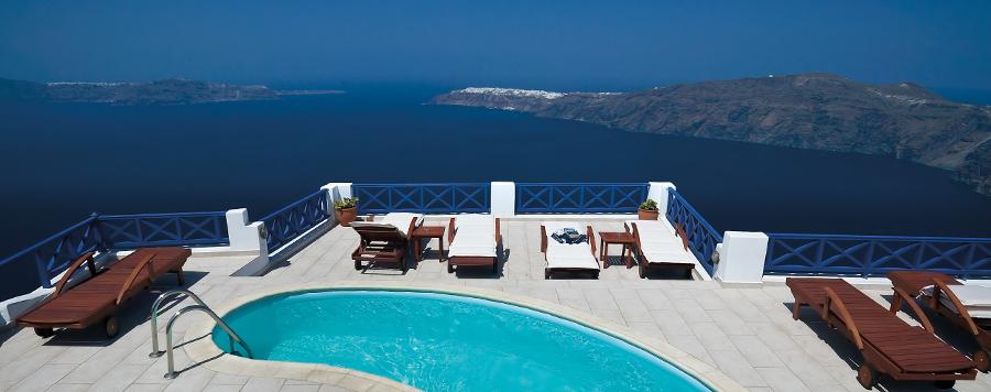 Santorini – plavo-bijeli raj