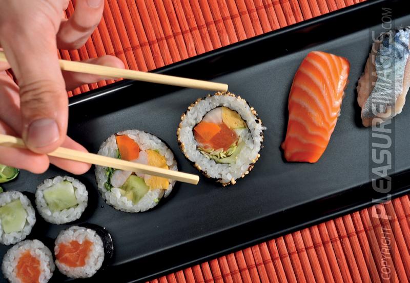 """Sushi – japanski """"sendvič"""" za moderne gurmane"""