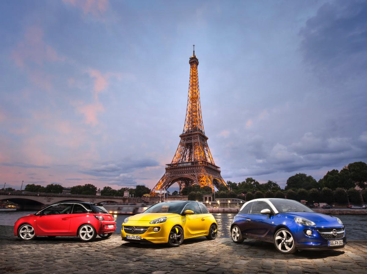 Opel ADAM osvojio nagradu za najbolje dizajniranu unutrašnjost godine