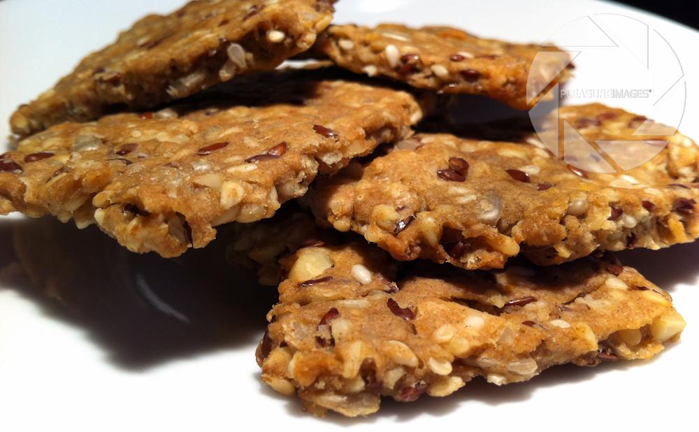 Integralni krekeri sa sjemenkama