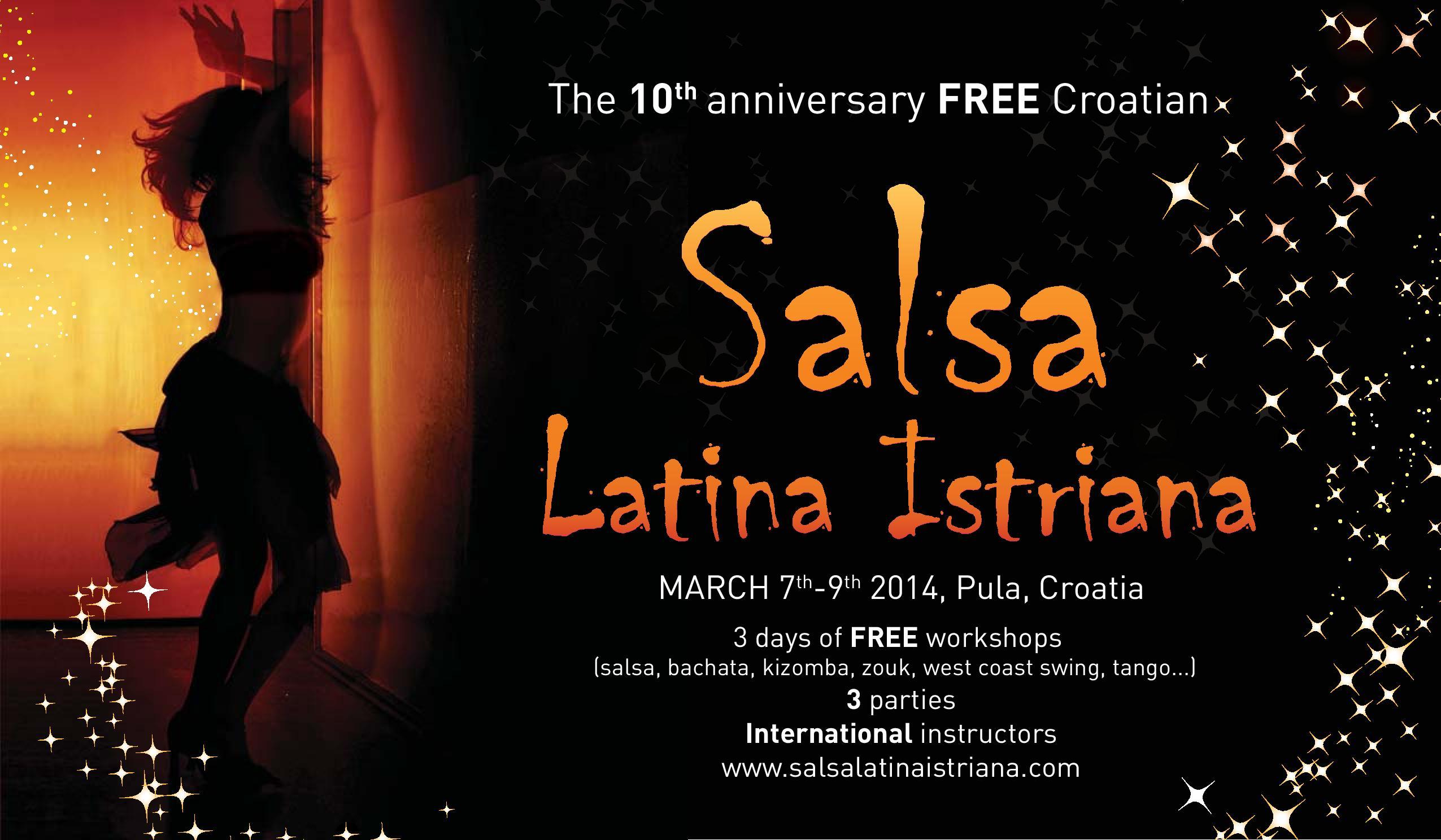 10. Salsa Latina Istriana