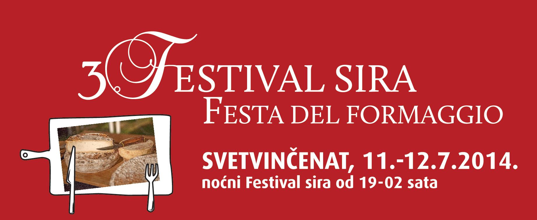 3. Festival sira