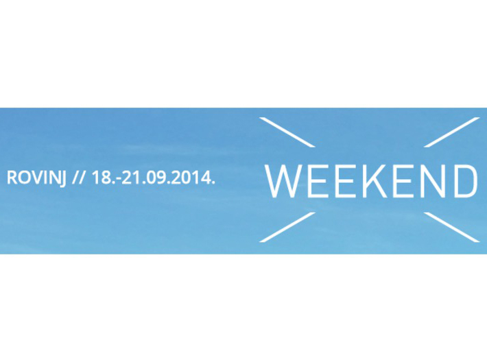 Weekend Media Festival 2014.