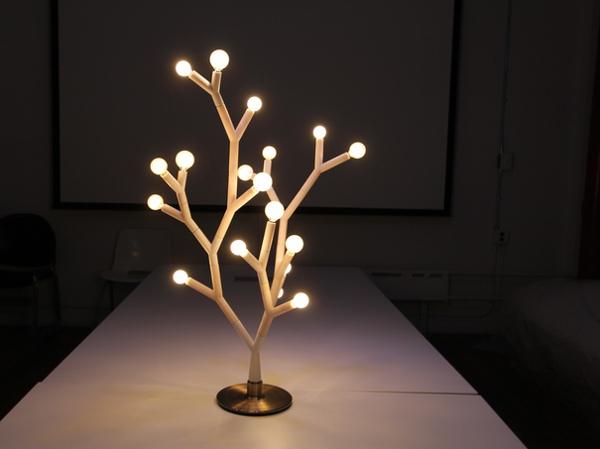 Moderne stolne svjetiljke