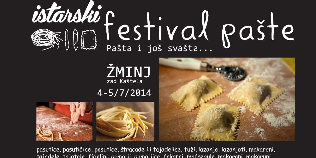 1. Istarski festival pašte