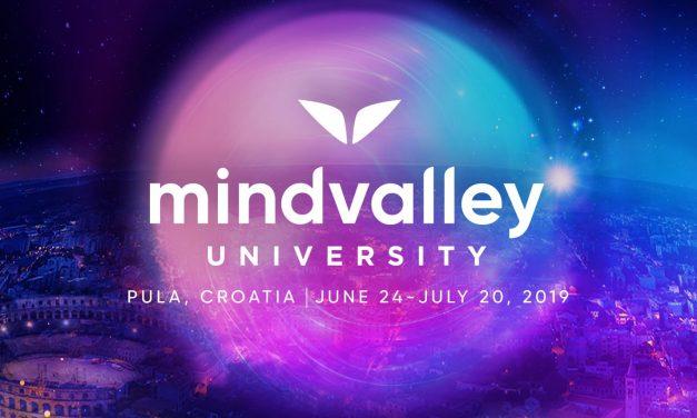 Sveučilište Mindvalley – Pula 2019.